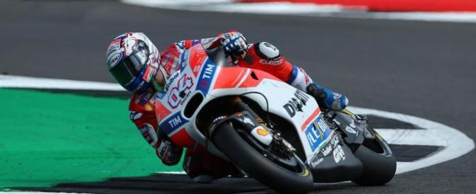 Motomondiale, Dovizioso vince a Silverstone e ora guida la classifica