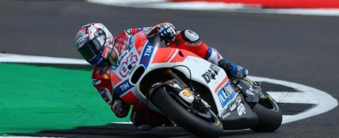 Motomondiale, Dovizioso vince a Silverstone e ora guida la classifica