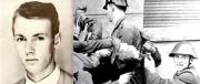 Peter Fechter, colpito dai Vopos e lasciato per terra a morire. Era il 17 agosto del 1962