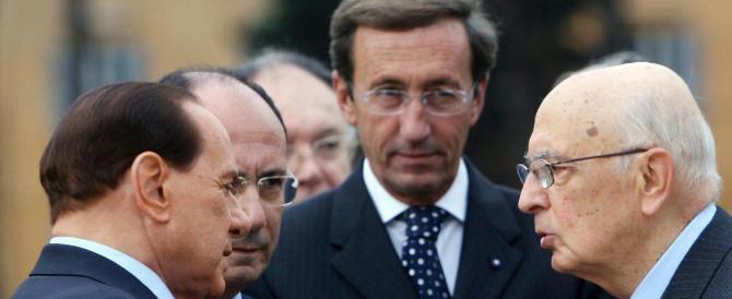 """Rampelli: """"Ora si sveli il ruolo di Napolitano nella caduta di Berlusconi"""""""