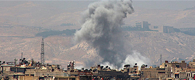 L'Isis bombarda l'ambasciata russa a Damasco. Molti danni, nessuna vittima