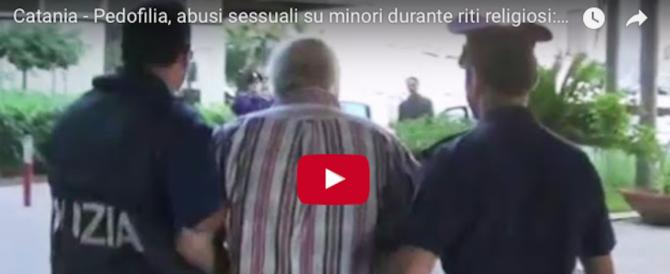 """Violentava bambine per """"purificarle"""": arrestato il """"santone"""" di Catania  (video)"""
