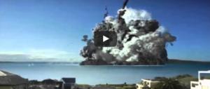Terremoto in Calabria: allarme tsunami per il vulcano sommerso (video)