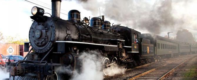 Non solo auto: per 3,5 milioni di persone partenze anche in treno