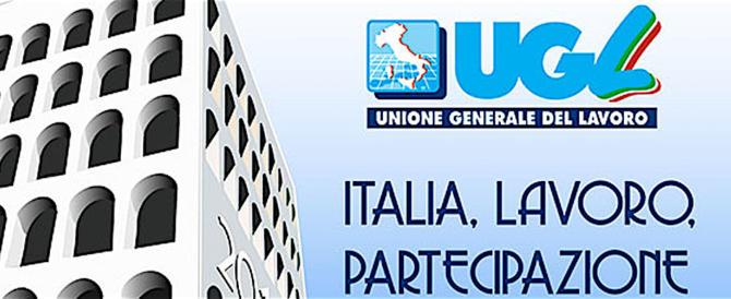 Lavoro e sviluppo, l'Ugl lancia la piattaforma sociale del centrodestra