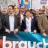 """Meloni: """"Quello ad AfD è un voto contro l'impoverimento di operai e ceto medio"""""""