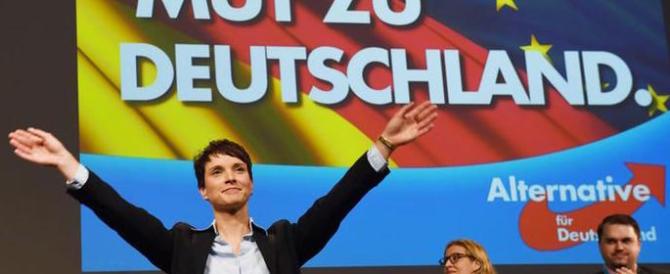 Germania, la destra di AfD vola nei sondaggi: può diventare il terzo partito