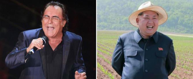 Al Bano scrive a Kim: «Abbandoni i suoi spaventosi progetti di guerra»