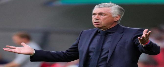 Il Bayern esonera Ancelotti. Fatale la sconfitta in Champions col Psg