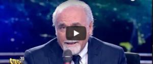 Ricci presenta Striscia e spara a zero contro Insinna e la Berlinguer: esilarante (VIDEO)