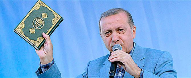 """Sparata di Erdogan: """"Altro che yoga, terroristi buddhisti contro di noi"""""""