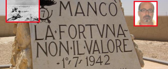 L'italiano che recupera i corpi degli eroi di El Alamein: «L'Italia li ha dimenticati»
