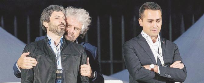 """Il Fico avvelenato contro Di Maio: """"Non sei tu il capo del Movimento"""""""