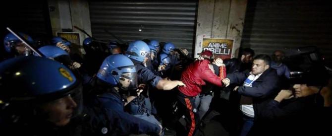 Scontri con la polizia: arrestati quattro militanti di Forza Nuova