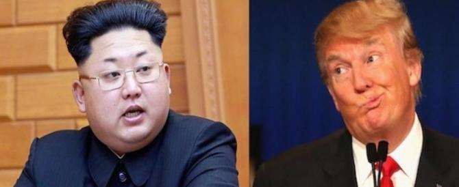 Kim a Trump: «Vecchio rimbambito». La minaccia della  bomba H nel Pacifico