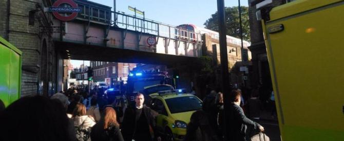 Ancora terrore a Londra: esplosione in metropolitana a Parsons Green