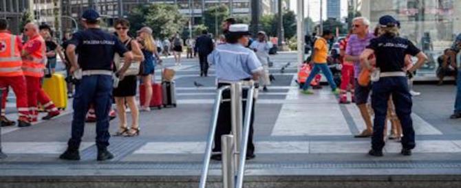 Milano, accoltella un giovane in stazione: fermato immigrato africano irregolare