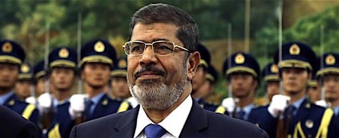 Egitto, confermato l'ergastolo per l'ex presidente Mohammed Morsi