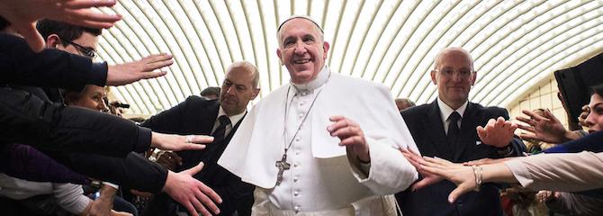 Immigrazione, in Vaticano arrivano 50 profughi (ma solo per l'udienza)