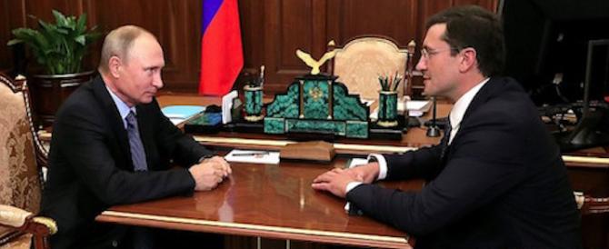 Putin svecchia l'organigramma: nominati due nuovi governatori