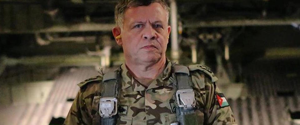 Isis, re Abdullah teme l'avanzata in Giordania. «Ma possiamo fermarla»