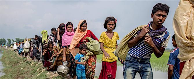 Non si è affatto fermata la persecuzione comunista della minoranza Rohingya