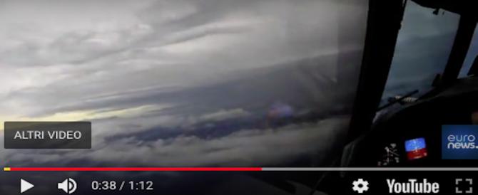 In volo nel cuore dell'uragano: Irma, potenziato, punta su Florida e Caraibi (VIDEO)