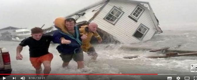 Non solo Irma e Harvey: ecco i 7 uragani più devastanti della storia (VIDEO)