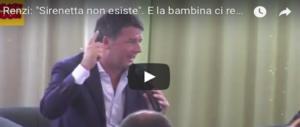 Renzi come Macron, i nuovi leader? Giovani e rampanti: ma fanno piangere i bambini (VIDEO)