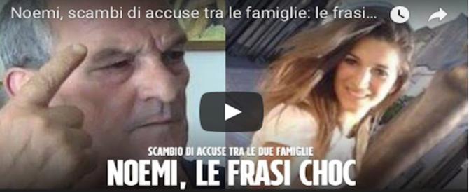 Noemi, ancora spazio all'odio: insulti ai legali del killer. Tutte le dichiarazioni choc (Video)