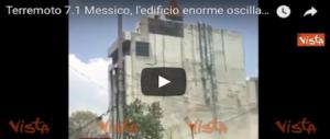 Messico, è apocalisse, sisma di magnitudo 7.1: 248 vittime, 21 sono bambini (Video)