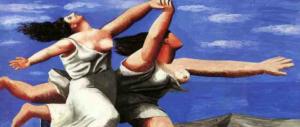 Roma, alle Scuderie apre la mostra su Picasso tra cubismo e classicismo