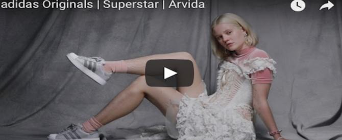Testimonial Adidas coi peli sulle gambe: il web si ribella allo spot femminista (VIDEO)