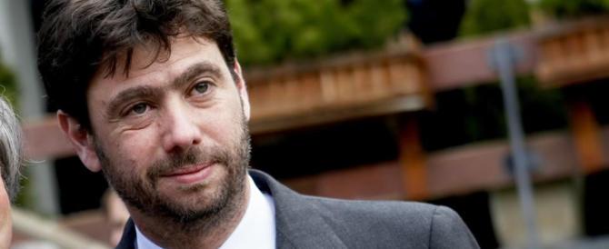 Bagarinaggio con i biglietti della Juventus, condannato Andrea Agnelli