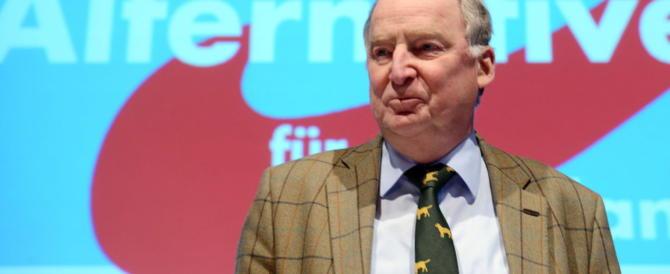 Germania, candidato AfD choc: «Basta rimproverarci il passato nazista»