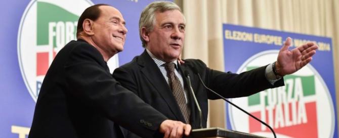 Berlusconi vuole Tajani premier. Forza Italia: «Prendiamo atto, ci adegueremo»