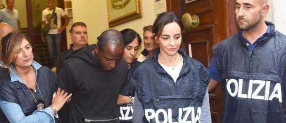 Stupri di Rimini, il gip convalida il fermo di Butungu e dei minorenni