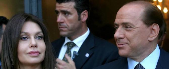 """Tra Berlusconi e Veronica Lario nuovo scontro sulla """"separazione d'oro"""""""