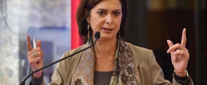 Boldrini si candida a leader del partito dello Ius Soli: «Conviene a tutti…»