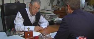 Bossi: con Silvio troveremo l'accordo. La mia Lega è ancora in canottiera