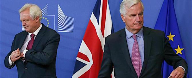 Ai negoziati Brexit è sempre quella economica la questione più ardua…