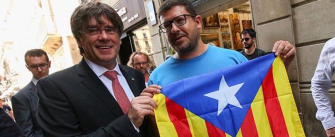 La Corte spagnola blocca il parlamento catalano: niente seduta per l'indipendenza