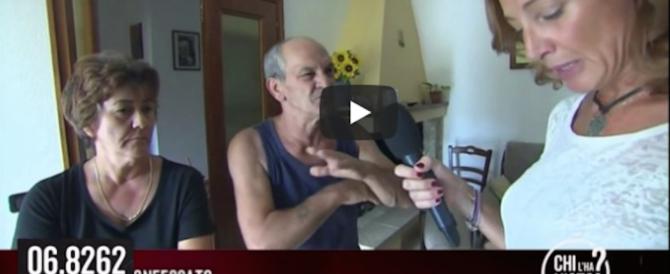 Sciarelli senza freni: in diretta rivela la confessione del fidanzato di Noemi (video)