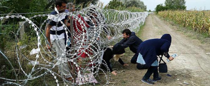 """L'Ungheria annuncia battaglia: """"no"""" alla politica clandestini della Ue"""