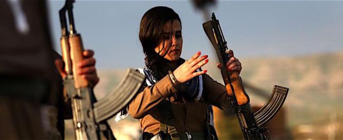 Siria, le vittorie curde contro l'Isis mettono in difficoltà l'Occidente