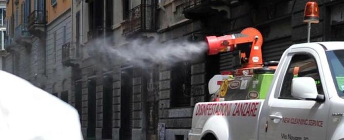 Zanzare infette, 250 casi di Chikungunya ma a Roma è giallo sulle disinfestazioni