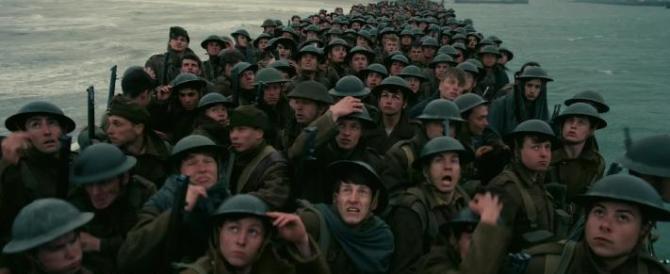 Dunkirk e la guerra orribile, il kolossal di Nolan stavolta merita l'Oscar