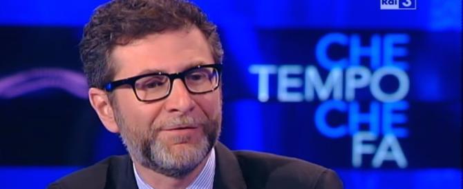 Il faraonico stipendio di Fabio Fazio bloccato dalla Corte di Conti?