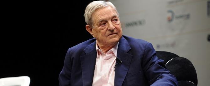 """Soros guida gli """"alieni""""mondialisti: lo dice Netanyahu jr. Ed è bufera"""