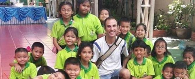 Aggredito e avvelenato in Laos, l'insegnante italiano è uscito dal coma